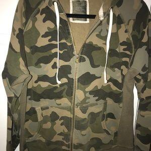 Camo sweatshirt Old Navy XL
